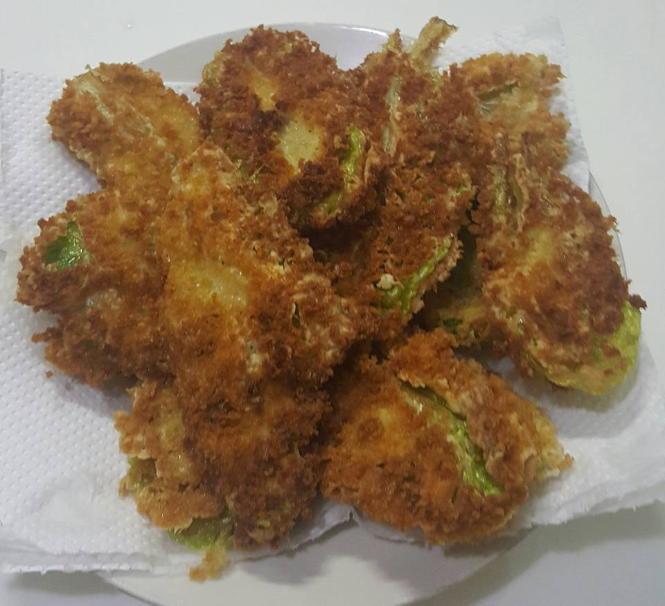 crispy lettuce, lettuce, easy recipe, vegetable recipes